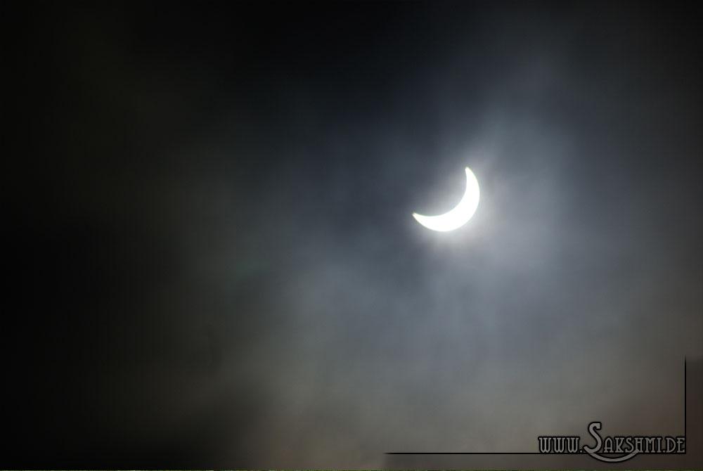 Sonnenfinsternis 2015